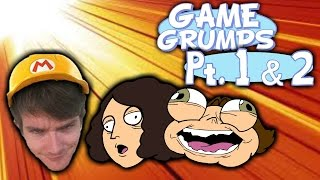 Game Grumps Animated - Ross Maker Rage (Pts. 1 & 2)