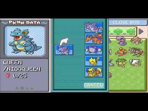 Easiest Way to Get a Gyarados in FireRed (Emulator)