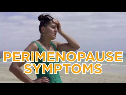 Perimenopause Symptoms: 2 Groups of Women Who Experience Perimenopause