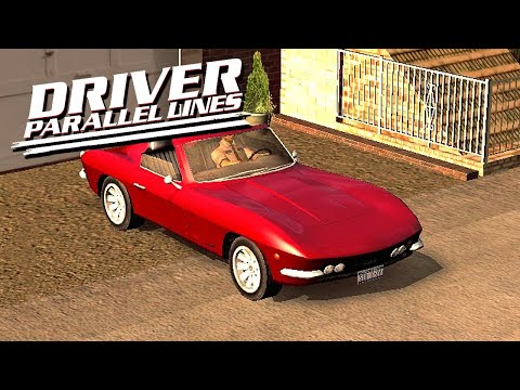Driver: Parallel Lines - Gameplay Walkthrough - Mission #13: Turning The Screw