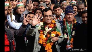 Ajay Maken   Biography   Congress Party   Election2019