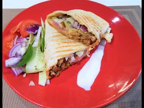 Doner Kebab - Home Style Turkish Kebab Recipe