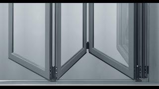 Cortinas de Cristal - Puertas plegables - Correderas de cristal - Techos corredizos