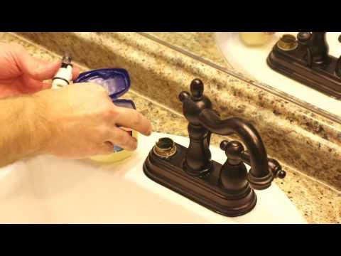 DIY Squeaky Faucet Handle Fix