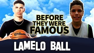 LaMelo Ball | Before They Were Famous | 6