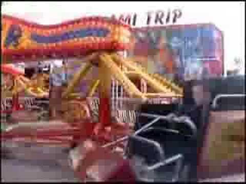 Jan DeKoning Twist Blackpool Comes To Oldham 2008
