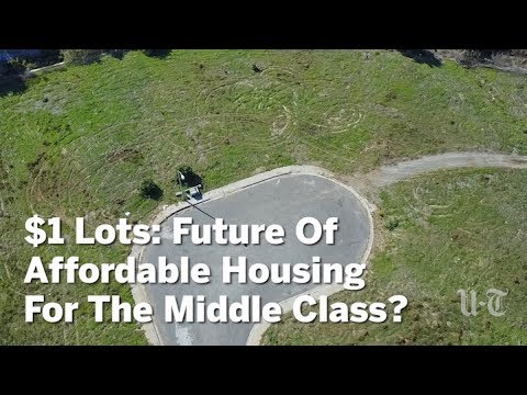 $1 Lots: Future Of Affordable Housing For The Middle Class? | San Diego Union-Tribune