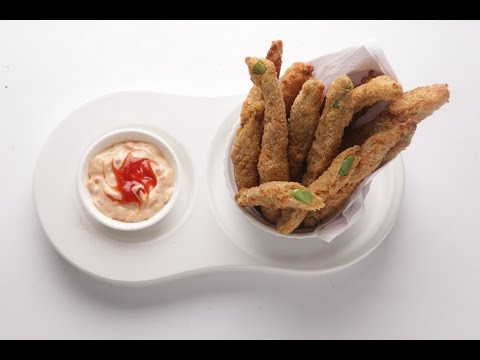Easy Beans Fry Recipe with Air Fryer by VahChef