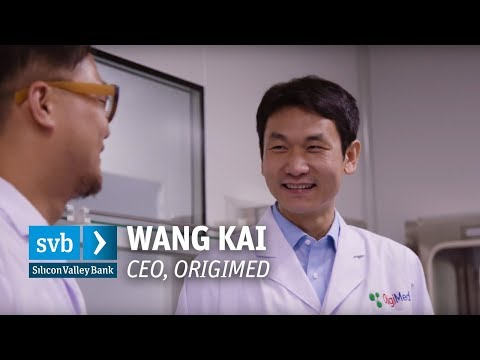 WANG Kai, CEO, OrigiMed: How to revolutionize an industry
