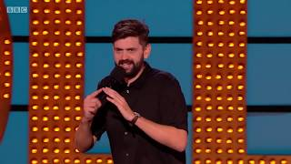 Stand-up comedy: Fin Taylor. 15 Nov 2018