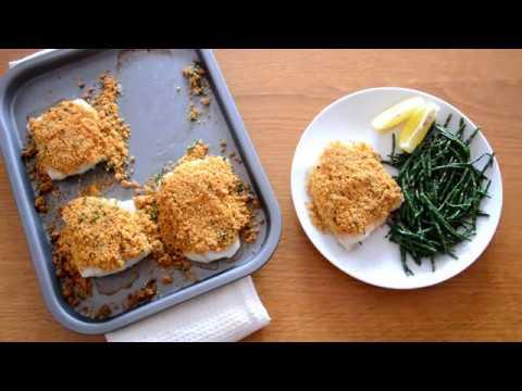 Crumb Crusted Cod