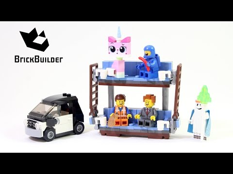 Lego Movie 70818 Double-Decker Couch - Lego Speed build