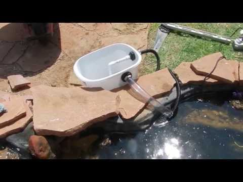 DIY Homemade Pond Filter Part 3 of 3