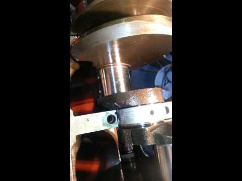 Best way to change main bearing