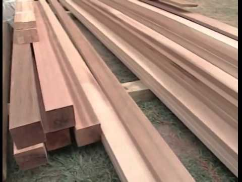 Building a Western Red Cedar Deck