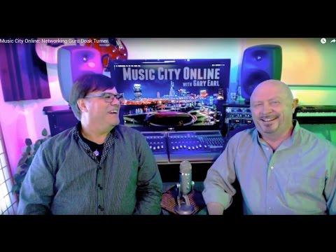 Music City Online: Networking Guru Doak Turner