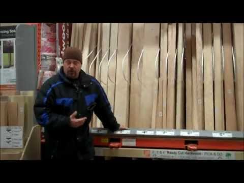 Home Depot Boards: What will or won't make a bow and why