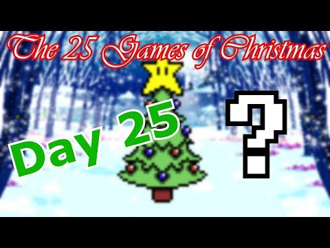 The 25 Games of Christmas - Day 25