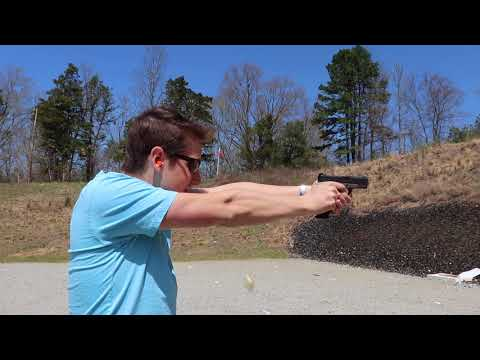 The Perfect End to A Range Day!  The Test!