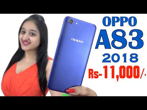 Oppo A83(2018) Unboxing & Overview in HINDI