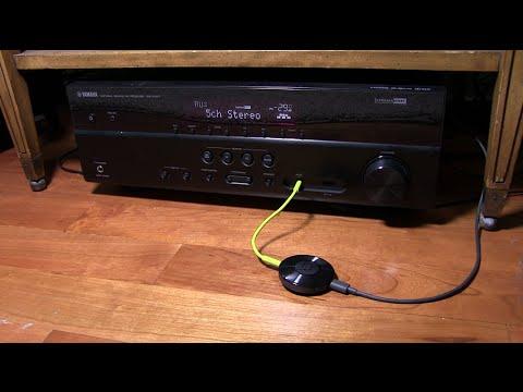 Chromecast Audio Unboxing and Setup!