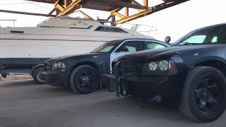 🔴 Live Searching Police Dodge Chargers & A Boat! Ford Crown Victoria Interceptor p71