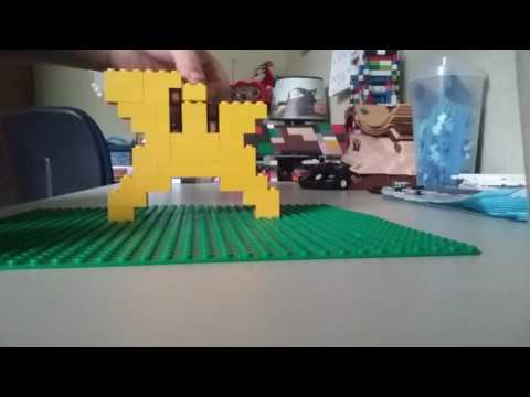 Episode 19: How To Build Lego Star From Super Mario / Starman From LEGO Worlds