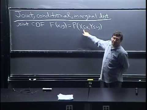 Lecture 19: Joint, Conditional, and Marginal Distributions | Statistics 110