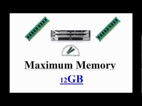 Compatible RAM Memory Upgrade Specifications of Dell PowerVault NX3500 Server Computer System DDR3
