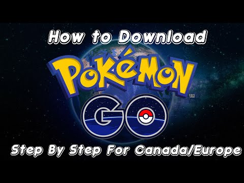 How to Download Pokemon GO Using A Fake US Itunes Account (ios) For Canada/Europe