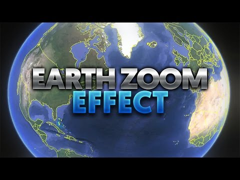How To: Create Earth Zoom in Adobe Premiere Pro