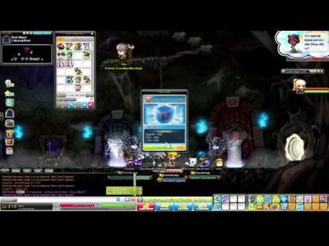 [GMS] Maplestory Cubing for % Drop rate Part 2