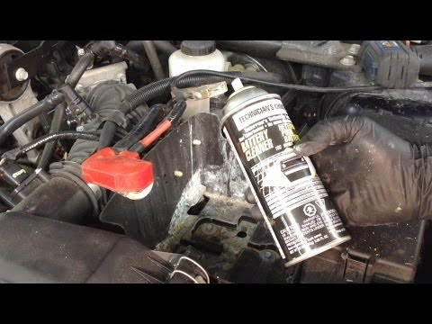 How To Properly Clean & Protect Your Battery Terminals From Corrosion