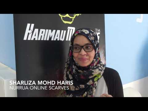 HM EZi Akaun Testimoni Sharliza Mohd Haris