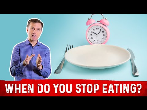When Do You STOP Eating on Your Ketogenic Diet?
