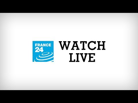 FRANCE 24 Live – International Breaking News & Top stories - 24/7 stream
