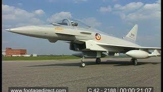 Eurofighter - Typhoon Fighter Aircraft