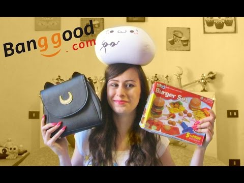 Puccioserie, Creatività e giochi da tavolo! Stupenda Haul Banggood.com *O*