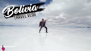 Bolivia Travel Vlog (Uyuni Salt Flats & Stranded Car Drama!) - Rozz Recommends: Unexplored EP3