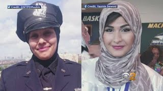 Muslim NYPD Officer Threatened