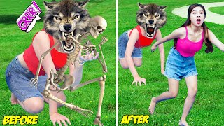 Try Not To Laugh : 23 BEST FUNNY PRANKS ON FRIENDS   Funny DIY Pranks Compilation / Prank Wars T-Fun