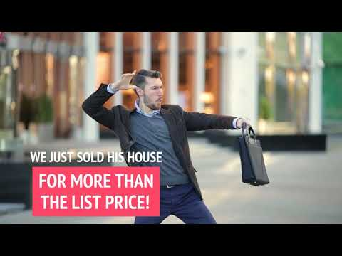 Sold Home for more than listing price