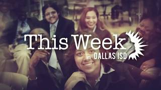 This Week! in Dallas ISD: Sept. 8 edition