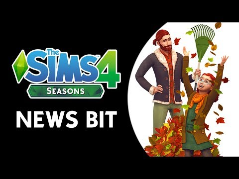 The Sims 4 News Bit: SEASONS IS COMING JUNE 22ND!!!
