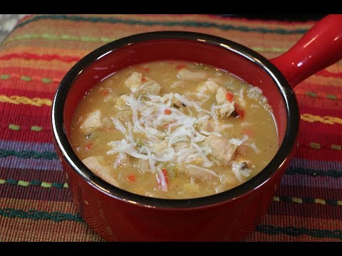 Chicken Chili Recipe - How to Make Chicken Chili