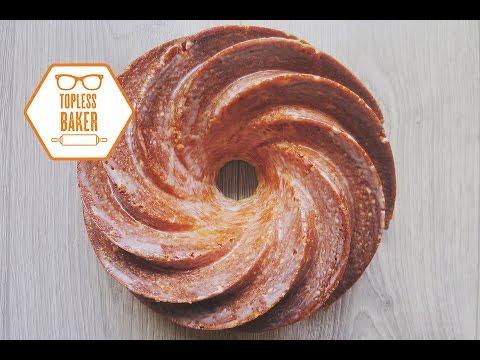 Lemon Bundt Cake - Topless Baker