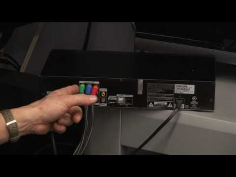 Direct TV Installation : How to Install an HDMI Cable to DirecTV