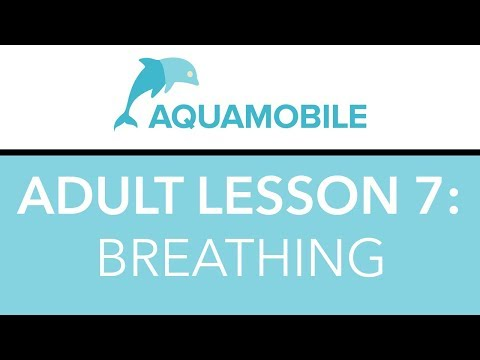 How to Swim Freestyle: How to Breathe When Swimming