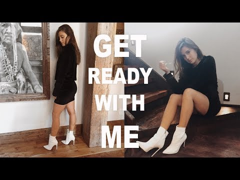 Get Ready With Me: FALL DAY OUT ♡