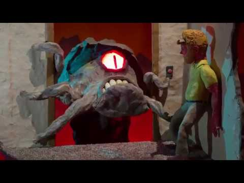 YOUR PRETTY FACE IS GOING TO HELL [adult swim] claymation IDs